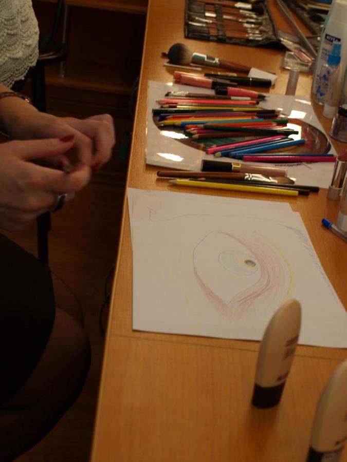 Вы просматриваете изображения у материала: Сам себе Визажист  - курс от Академии визажа JEAN'S - Проверено на себе
