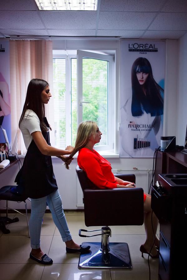 Вы просматриваете изображения у материала: Фибропластика для волос в салоне красоты Fame - проверено на себе