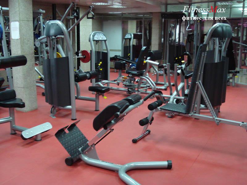 Вы просматриваете изображения у материала: Fitness Max (Фитнес Макс) - фитнес центр