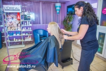 Уход за волосами-разглаживание паром Steampod (Стимпод) в салоне красоты Северное Сияние, Проверено на себе