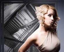 Конкурс молодых парикмахеров. Владивосток - 1 место