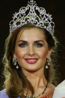 11 мая состоялся ежегодный конкурс Мисс Приморье 2012