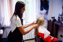 Фибропластика для волос в салоне красоты Fame - проверено на себе